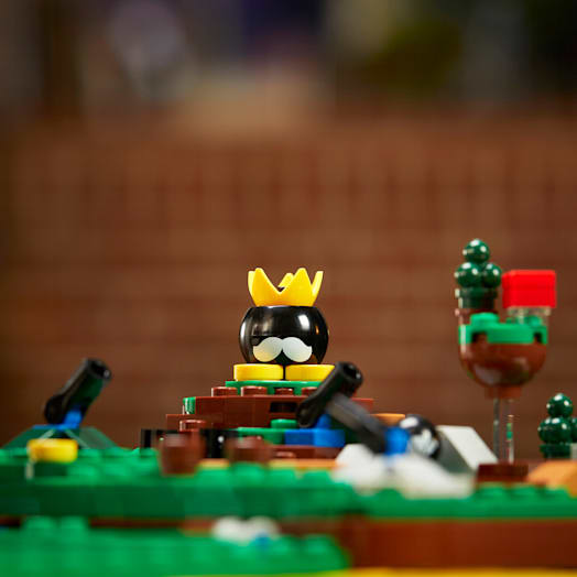 LEGO Super Mario 64 Question Mark Block (71395) image 7