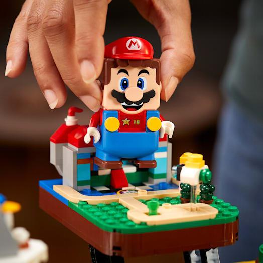 LEGO Super Mario 64 Question Mark Block (71395) image 9