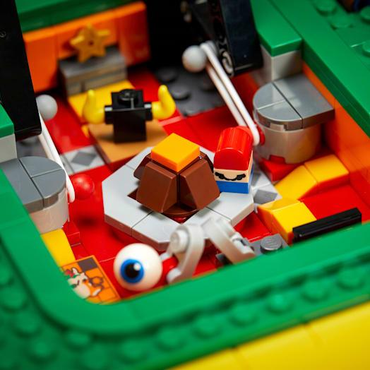 LEGO Super Mario 64 Question Mark Block (71395) image 6
