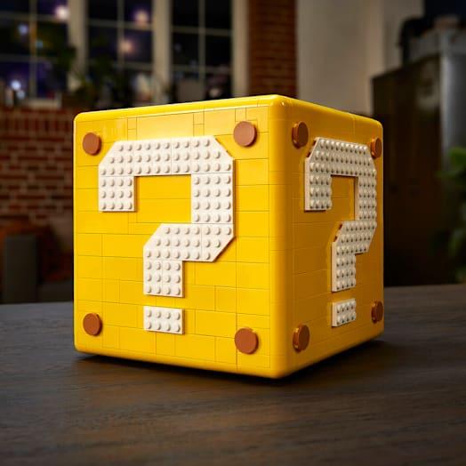 LEGO Super Mario 64 Question Mark Block (71395) image 3