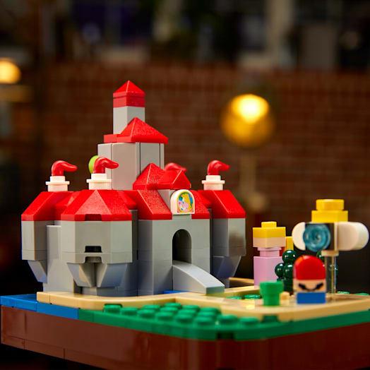 LEGO Super Mario 64 Question Mark Block (71395) image 4