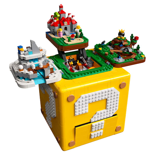 LEGO Super Mario 64 Question Mark Block (71395)