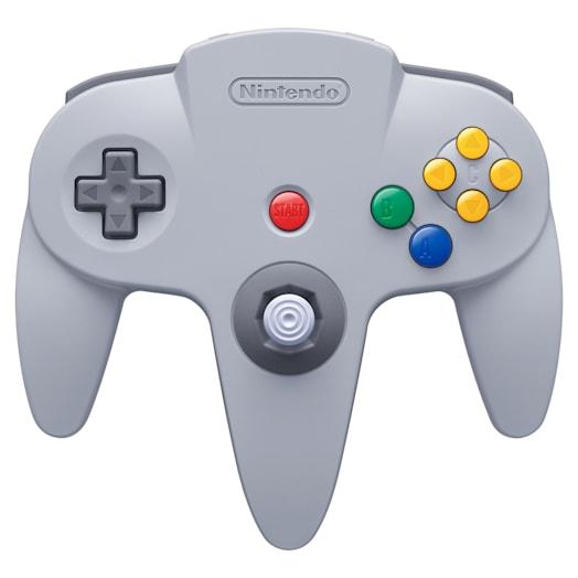 Nintendo 64 Controller for Nintendo Switch