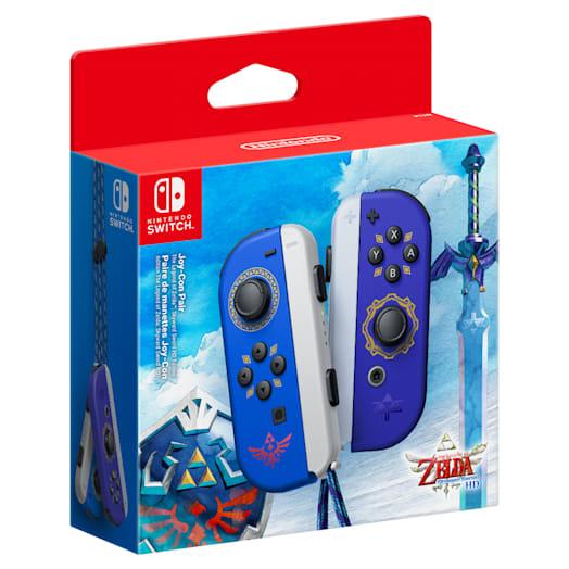 Nintendo Switch Joy-Con Controller Set - The Legend of Zelda: Skyward Sword HD Edition