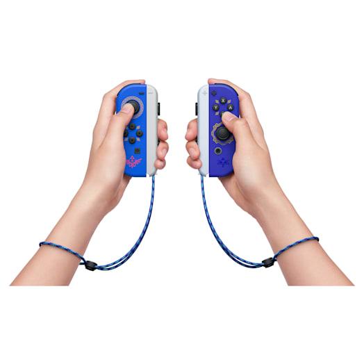 Nintendo Switch Joy-Con Controller Set - The Legend of Zelda: Skyward Sword HD Edition image 4