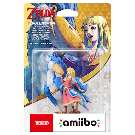 Zelda & Loftwing amiibo image 2