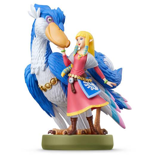 Zelda & Loftwing amiibo (The Legend of Zelda Collection)