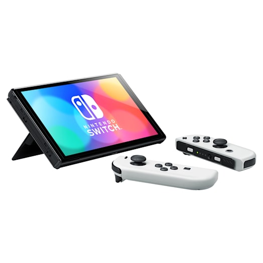 Nintendo Switch – OLED Model (White) Metroid Dread Pack image 6