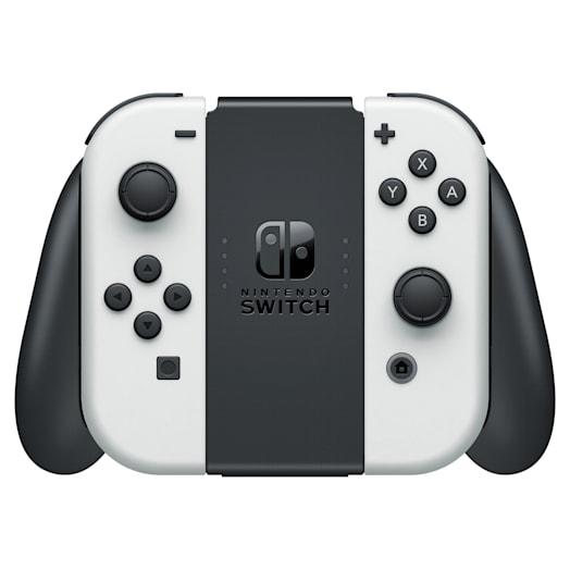 Nintendo Switch – OLED Model (White) Metroid Dread Pack image 13