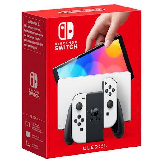 Nintendo Switch – OLED Model (White)