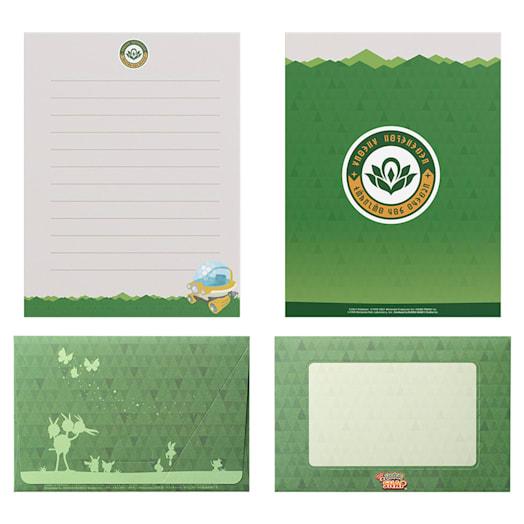 New Pokémon Snap Letter Set image 2