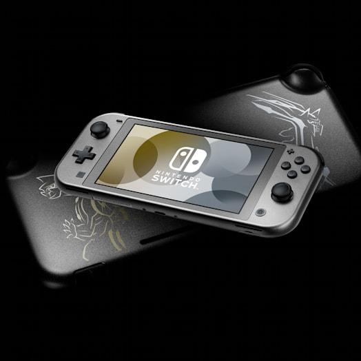 Nintendo Switch Lite Pokémon Dialga & Palkia Edition image 5