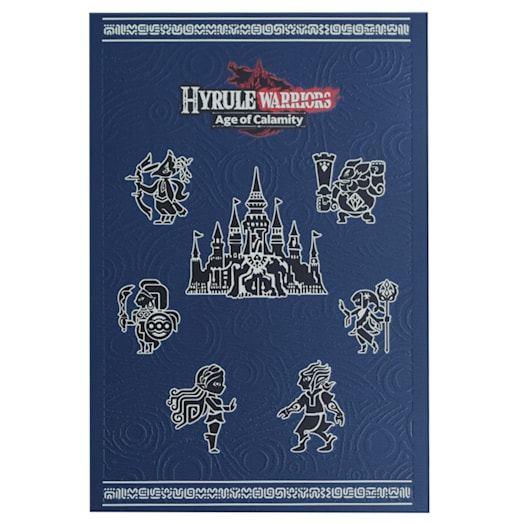 Hyrule Warriors: Age of Calamity Notepad