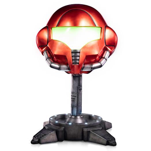 Metroid Prime: Samus Helmet Figurine (Exclusive Edition)