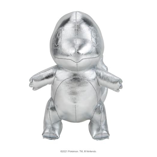 Pokémon 25th Celebration Charmander Silver Soft Toy