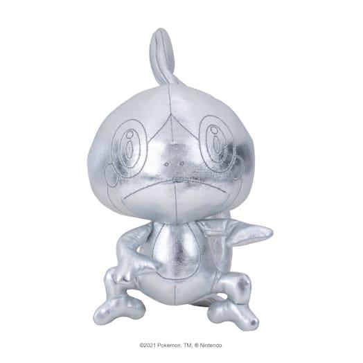 Pokémon 25th Celebration Sobble Silver Soft Toy