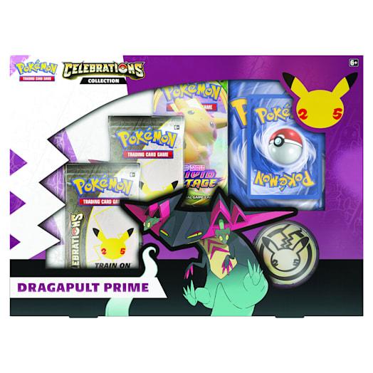 Pokémon TCG: Celebrations Collection Dragapult Prime (25th Anniversary)