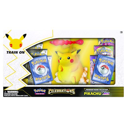 Pokémon TCG: Celebrations Premium Figure Collection - Pikachu VMAX (25th Anniversary)