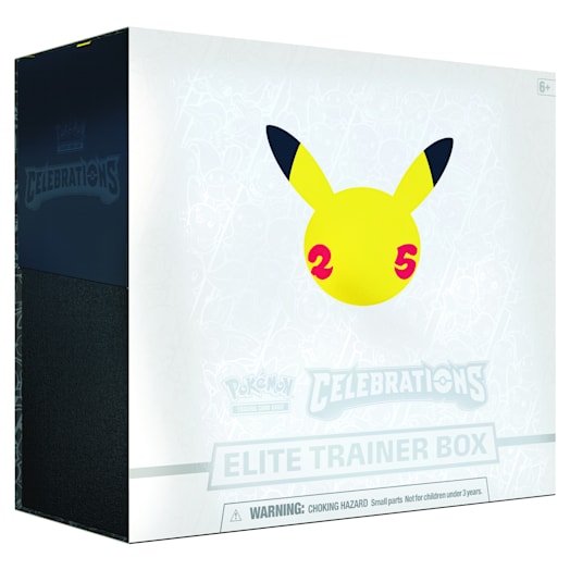 Pokémon TCG: Celebrations Elite Trainer Box (25th Anniversary) image 2