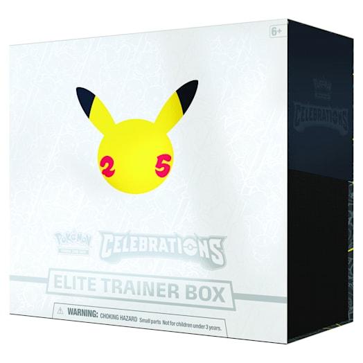 Pokémon TCG: Celebrations Elite Trainer Box (25th Anniversary) image 3