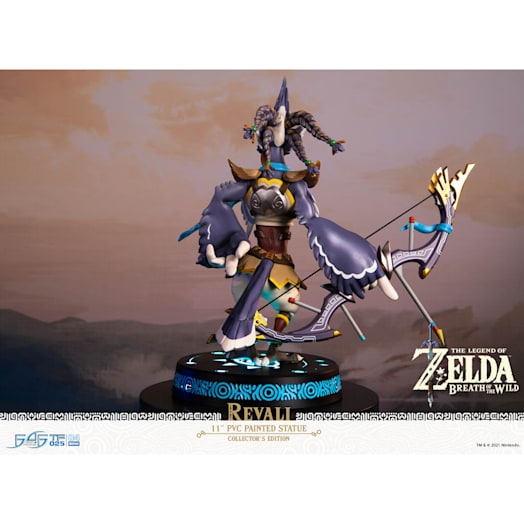 The Legend of Zelda: Breath of the Wild Revali Figurine (Exclusive Edition) image 5