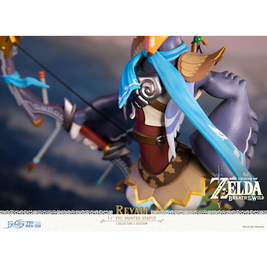 The Legend of Zelda: Breath of the Wild Revali Figurine (Exclusive Edition) image 8