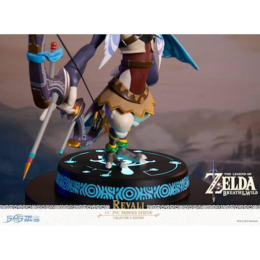 The Legend of Zelda: Breath of the Wild Revali Figurine (Exclusive Edition) image 11