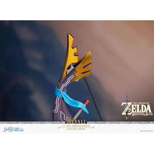 The Legend of Zelda: Breath of the Wild Revali Figurine (Exclusive Edition) image 10