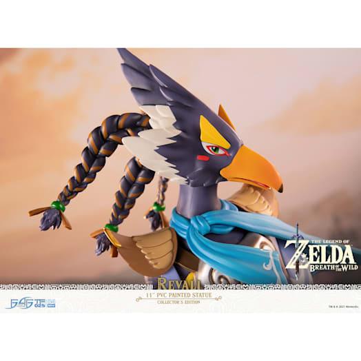 The Legend of Zelda: Breath of the Wild Revali Figurine (Exclusive Edition) image 7
