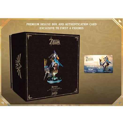 The Legend of Zelda: Breath of the Wild Revali Figurine (Exclusive Edition) image 2