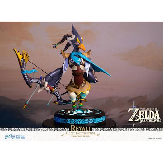 The Legend of Zelda: Breath of the Wild Revali Figurine (Exclusive Edition) image 3