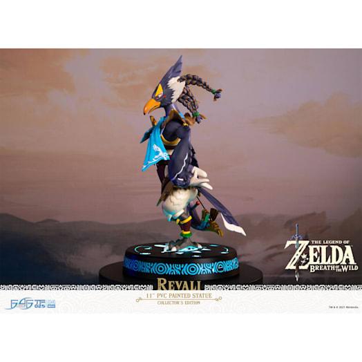 The Legend of Zelda: Breath of the Wild Revali Figurine (Exclusive Edition) image 4