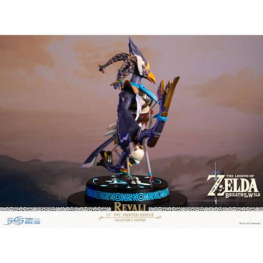The Legend of Zelda: Breath of the Wild Revali Figurine (Exclusive Edition) image 6