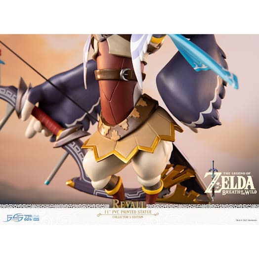 The Legend of Zelda: Breath of the Wild Revali Figurine (Collector's Edition) image 8