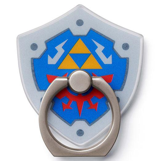 The Legend of Zelda Smartphone Ring