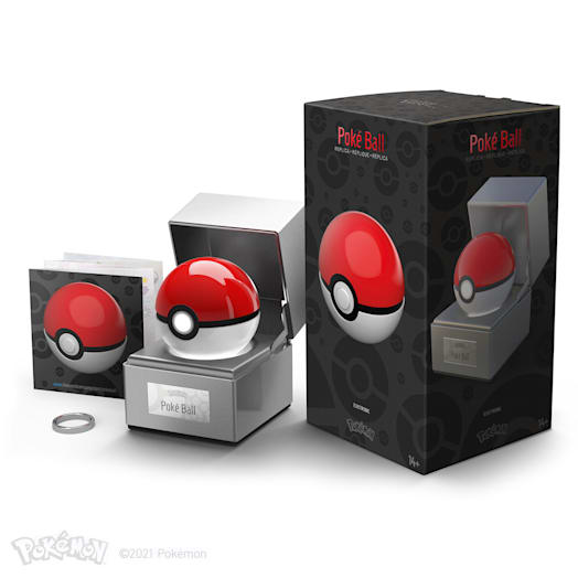 Pokémon Die-Cast Poké Ball Replica image 6