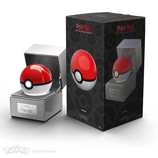 Pokémon Die-Cast Poké Ball Replica image 5