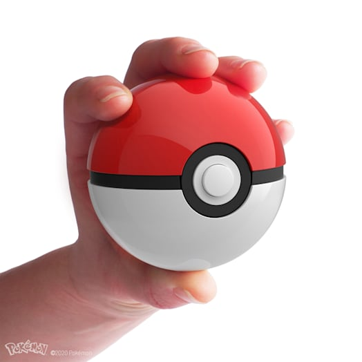 Pokémon Die-Cast Poké Ball Replica image 4