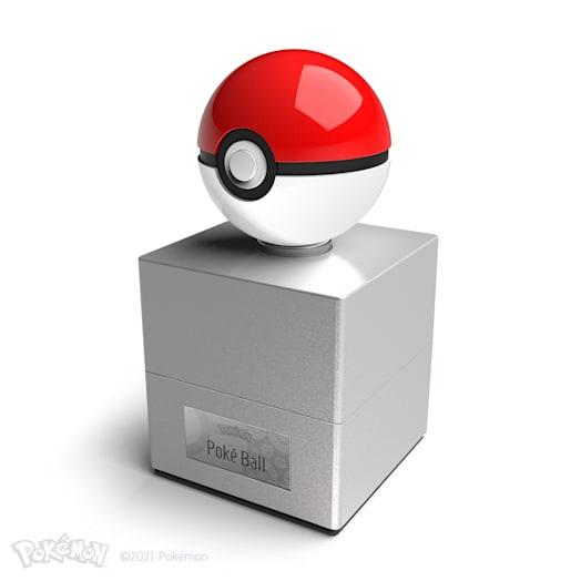 Pokémon Die-Cast Poké Ball Replica image 3