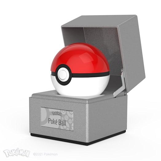 Pokémon Die-Cast Poké Ball Replica image 1