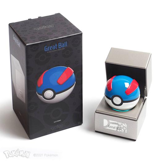 Pokémon Die-Cast Great Ball Replica image 4