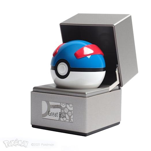 Pokémon Die-Cast Great Ball Replica