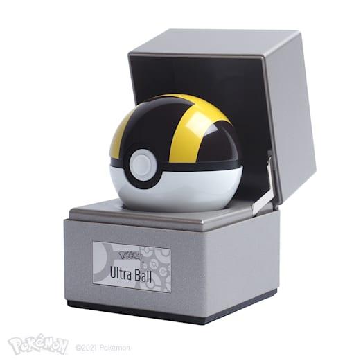 Pokémon Die-Cast Ultra Ball Replica