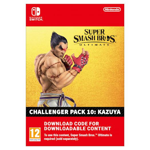Kazuya Challenger Pack