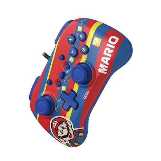 Super Mario Mini Wired Controller (Mario) image 3
