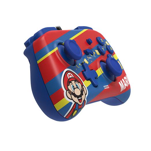 Super Mario Mini Wired Controller (Mario) image 2