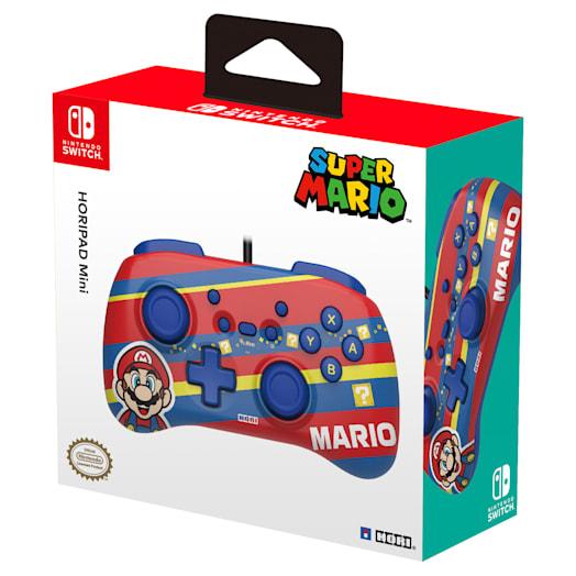 Super Mario Mini Wired Controller (Mario)