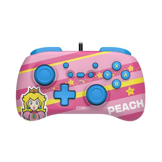 Super Mario Mini Wired Controller (Peach)