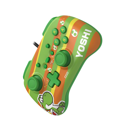 Super Mario Mini Wired Controller (Yoshi) image 3