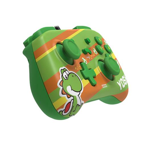 Super Mario Mini Wired Controller (Yoshi) image 2